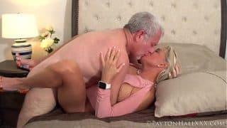 Older couple hard fuck